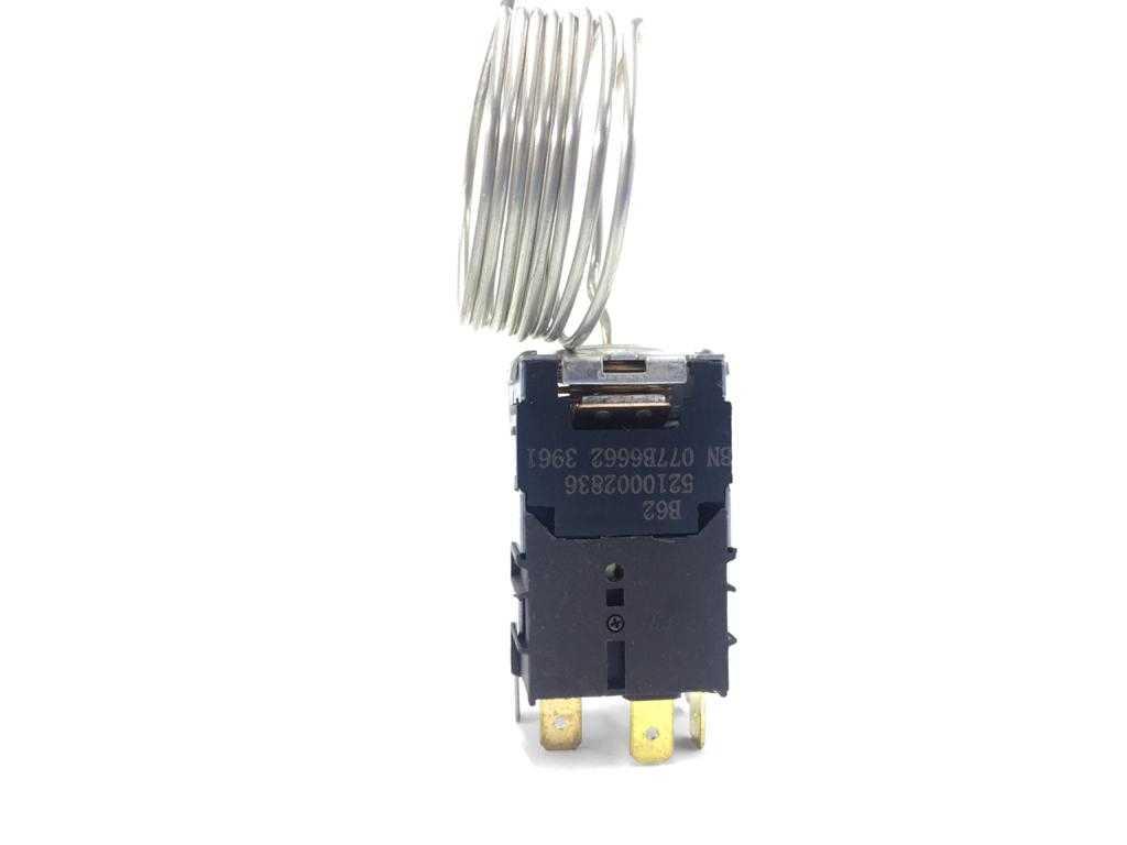 Termostato compatível geladeira Continental Bosch RC97648-2