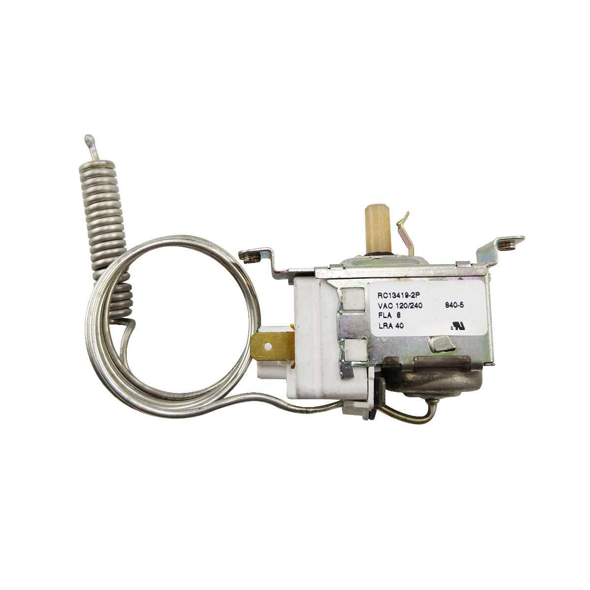 Termostato para geladeira Climax RC13419-2P antigo