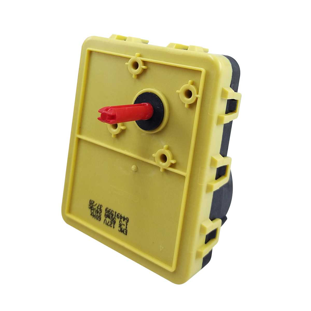 Timer chave seletora Lavadora Electrolux 127v  eixo vermelho