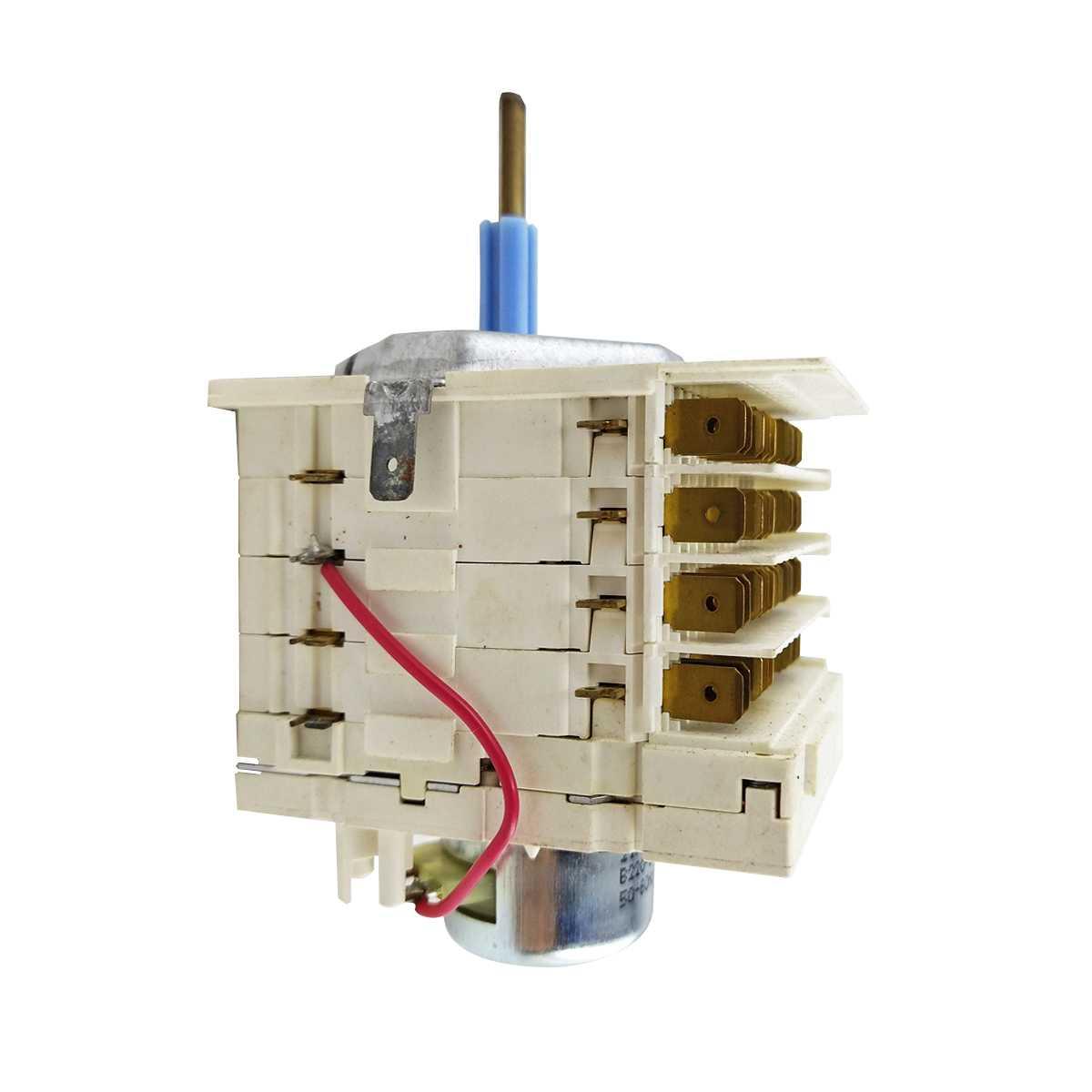 Timer compatível lavadora Continental 220v 451.630