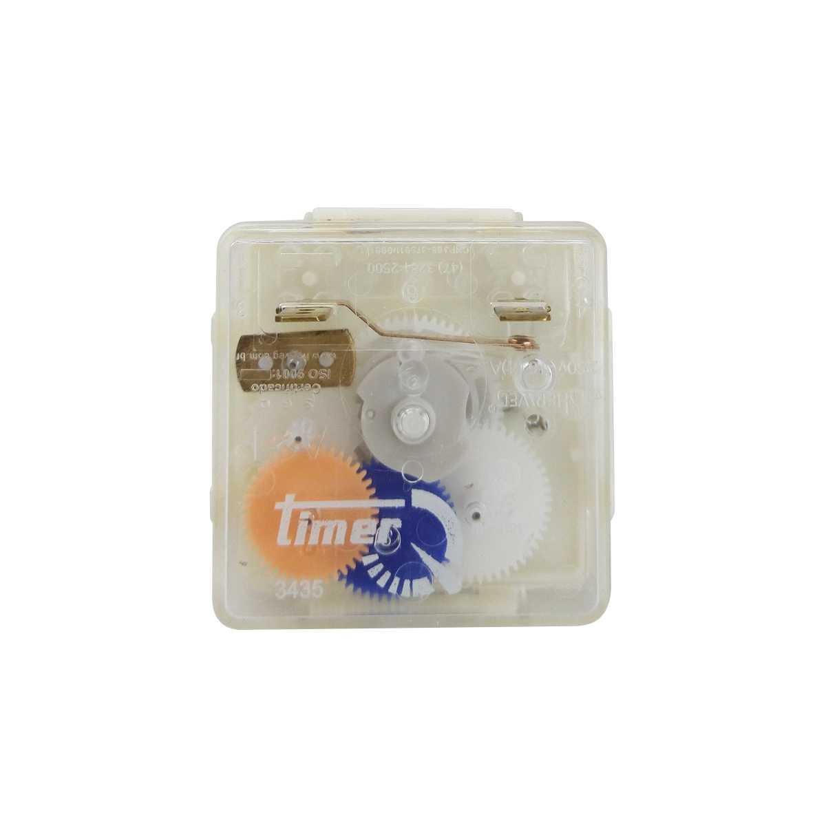 Timer mecanico Tanquinho Arno 35min com coroa importado
