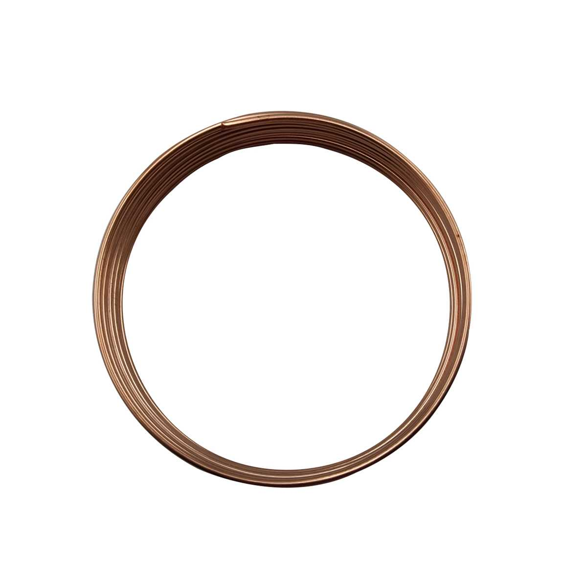Tubo capilar de cobre  0.036 x 3 metros