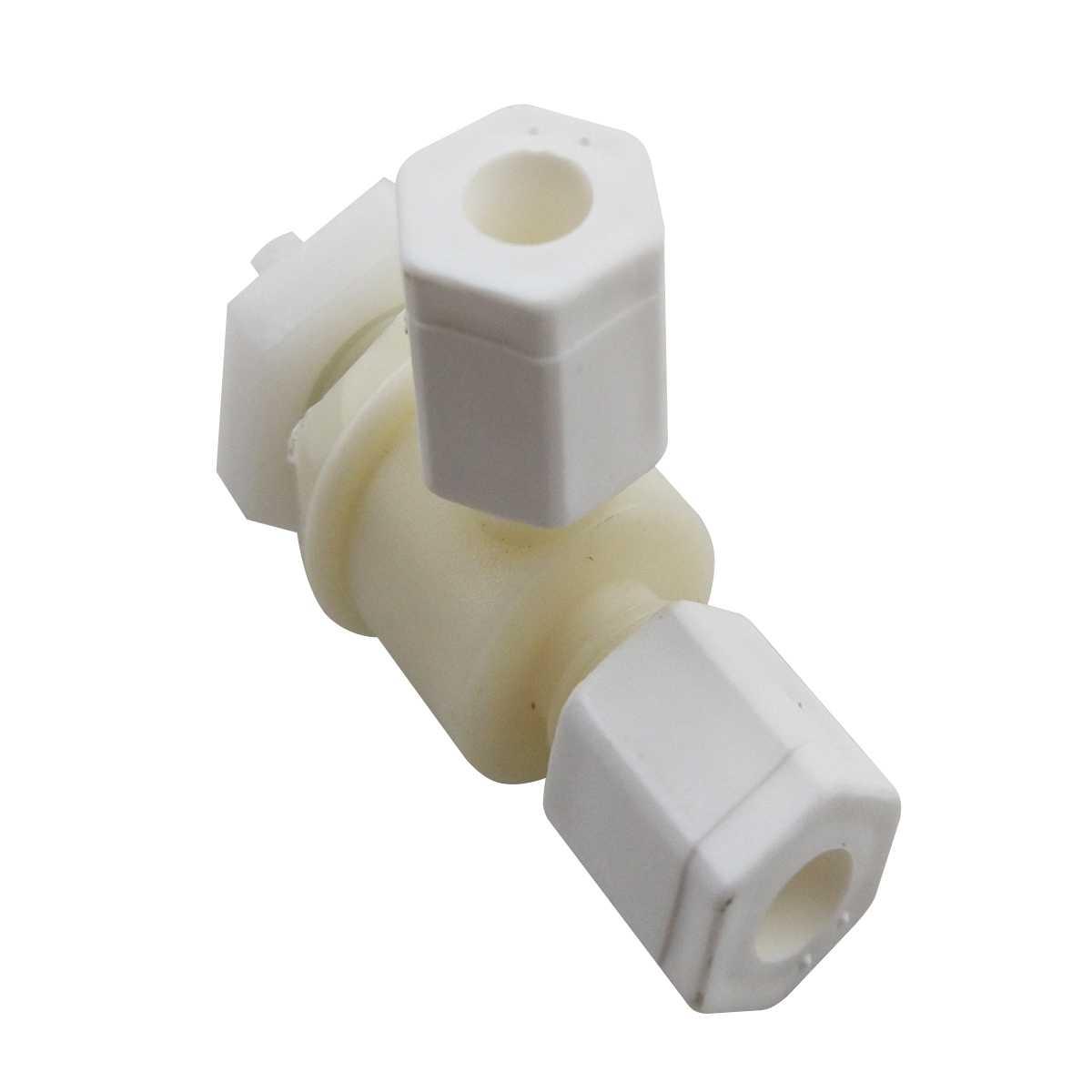 Válvula manual Moderno compatível purificador Latina 8MM