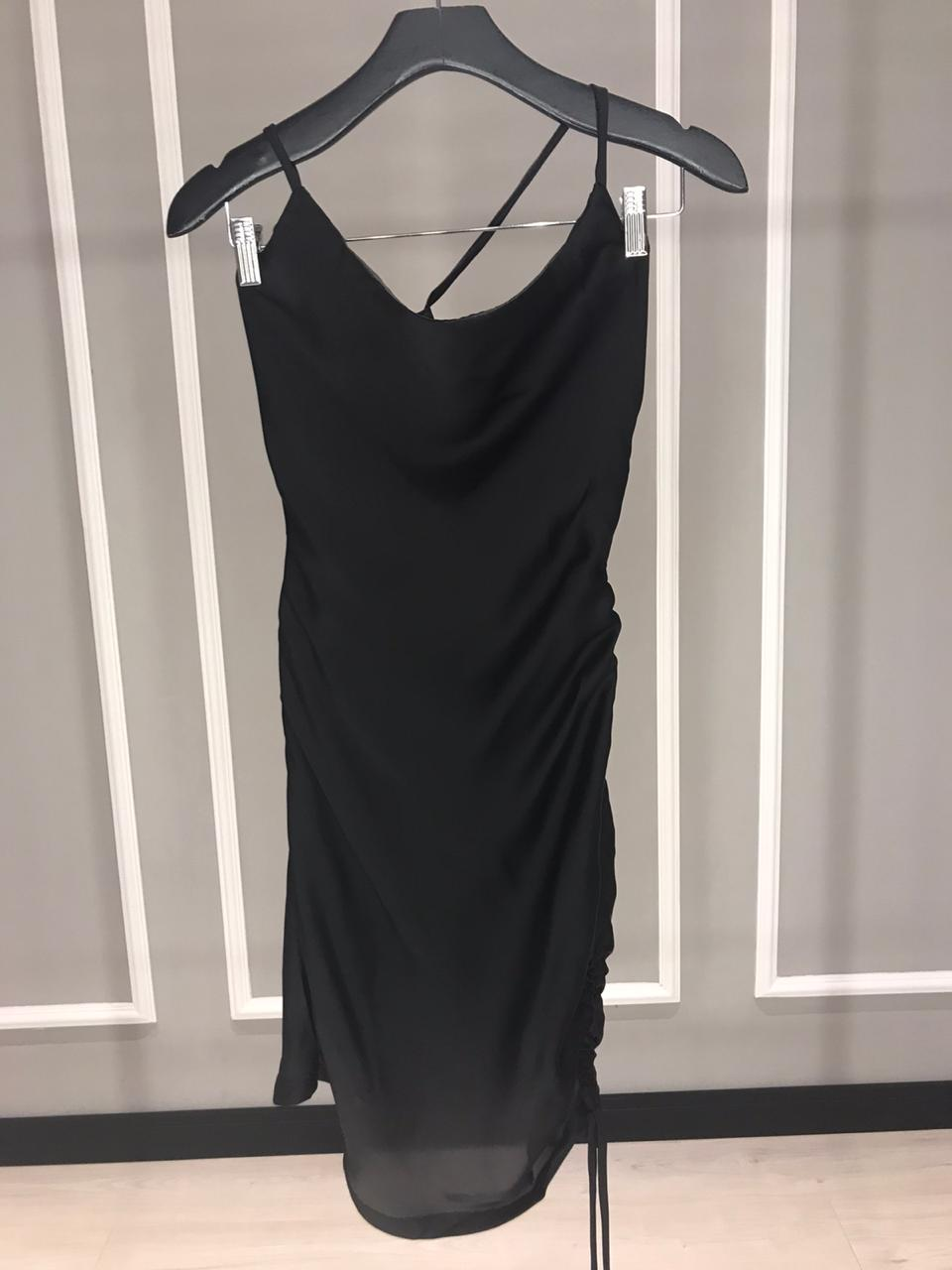 SLIP DRESS RAPHA
