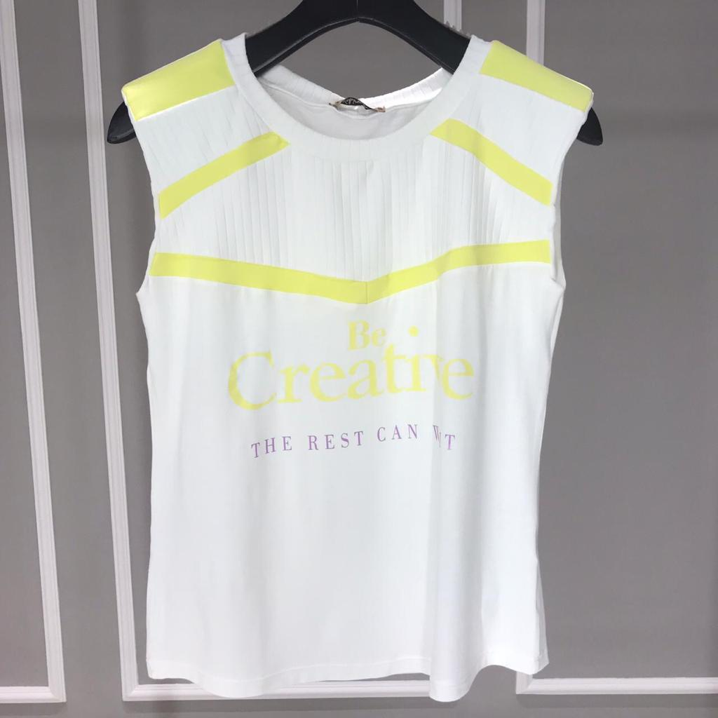 T-SHIRT MUSCLE TEE  - ITEM 3