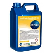 DESINFETANTE CLORADO 10% 5LT (BECKER)