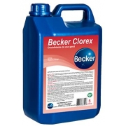 DESINFETANTE USO GERAL BECKER CLOREX 5L (BECKER)