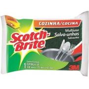 ESPONJA SCOTCH BRITE SALVA UNHAS UNT (3M)