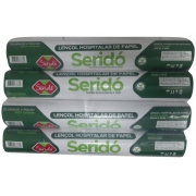 LENCOL HOSPITALAR CELULOSE C/8 50X50 (SERIDO)
