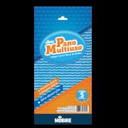 PANO MULTIUSO PCT C/ 05 UND 30X50 (AZUL)  - NOBRE