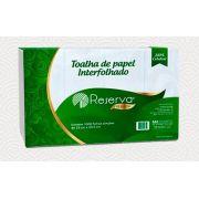 PAPEL TOALHA INTERFOLHADO PREMIUM C/1000 FL 23X20,5 (RESERVA)