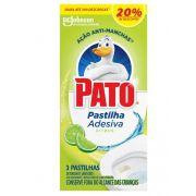 PASTILHA ADESIVA C/3 CITRUS (PATO)