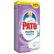 PASTILHA ADESIVA C/3 LAVANDA (PATO)