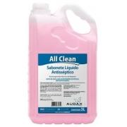 SABONETE ANTISSEPTICO ALL CLEAN 5L (AUDAX)