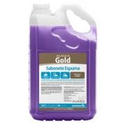 SABONETE GOLD ESPUMA FLORAL 5L (AUDAX)