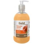 SABONETE PUMP GOLD PESSEGO 800ML (AUDAX)