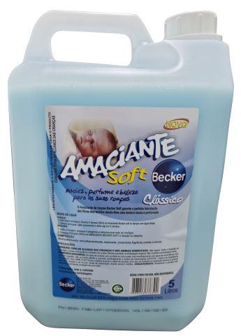 AMACIANTE SOFT CLASSICO 5L (BECKER)