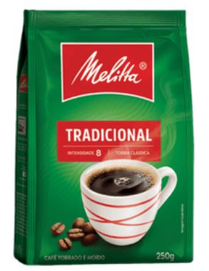 CAFÉ TRADICIONAL 250G (MELITTA)