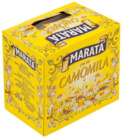CHA CAMOMILA 10G (MARATA)