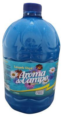 DESINFETANTE 5L (LAVANDA GLAYD) - AROMA DO CAMPO