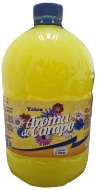 DESINFETANTE 5L (TALCO) - AROMA DO CAMPO