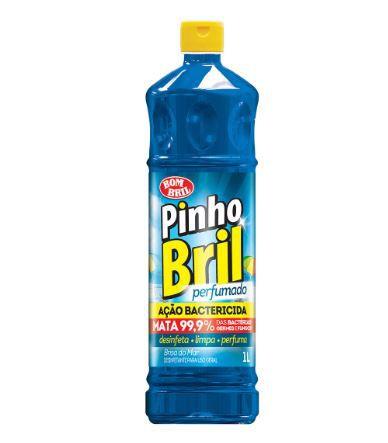 DESINFETANTE PINHO BRIL 500ML (BRISA DO MAR) BOM BRIL