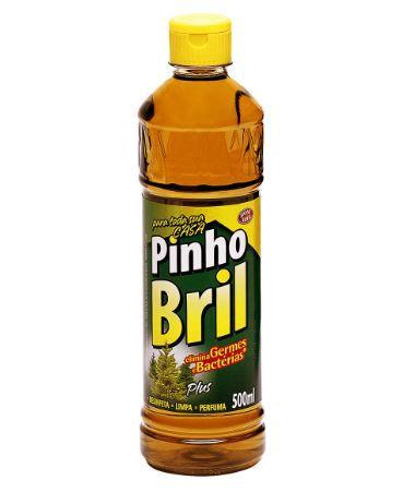 DESINFETANTE PINHO BRIL 500ML (SILVESTRE) BOM BRIL