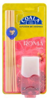 DIFUSOR DE AROMAS ROMÃ 100ML (COALA)