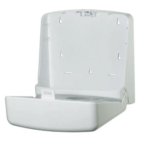 DISPENSER PAPEL TOALHA INTERFOLHADO WHITE LDTI600 (FORTCOM)
