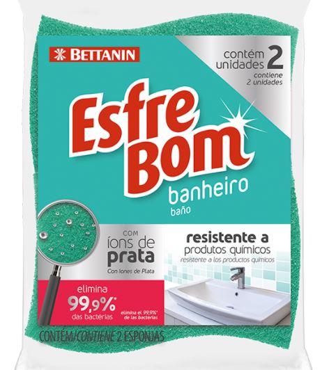 ESPONJA BANHEIRO ESFREBOM UN BT4862 (BETTANIN)