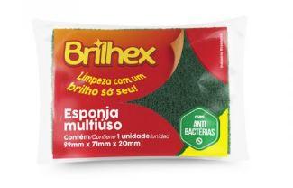 ESPONJA DUPLA FACE (BRILHEX)