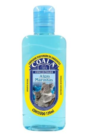 ESSENCIA 120ML (ALGAS MARINHAS) - COALA