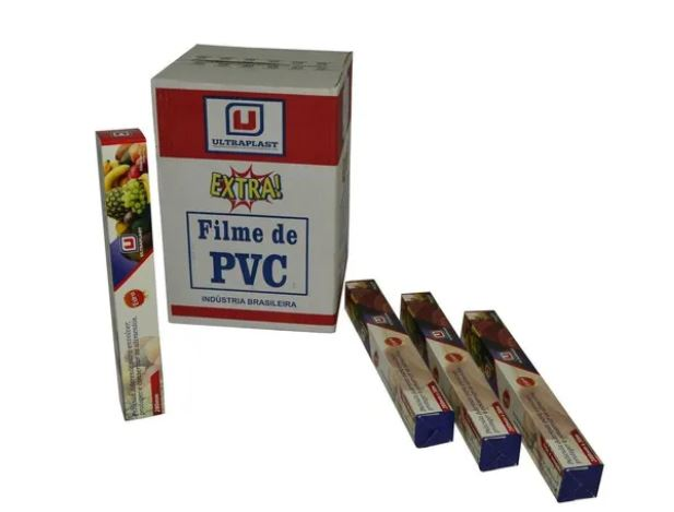 FILME PVC 28CM X 30M