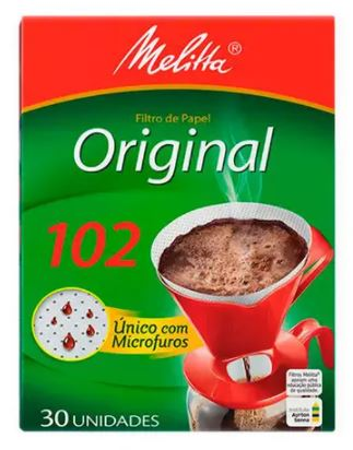 FILTRO CAFÉ 102 C/ 30UND (MELITA)