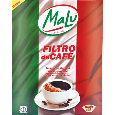 FILTRO CAFÉ 103 C/ 30UND (MALU)