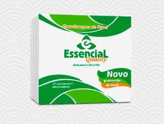 GUARDANAPO DE PAPEL 30X30 PCT C/50 UND (RESERVA)