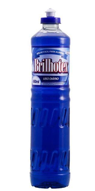 LIMPA ALUMINIO 490ML (BRILHOTEX)