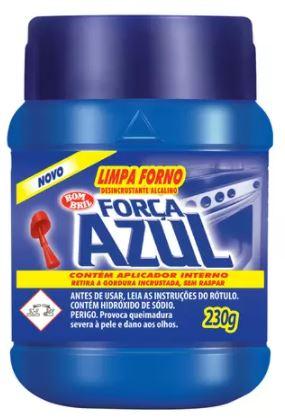 LIMPA FORNO PASTA FORCA AZUL 230G(E)