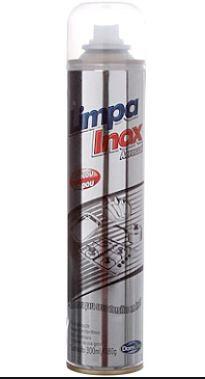 LIMPA INOX AEROSOL 300ML (BOM BRIL)