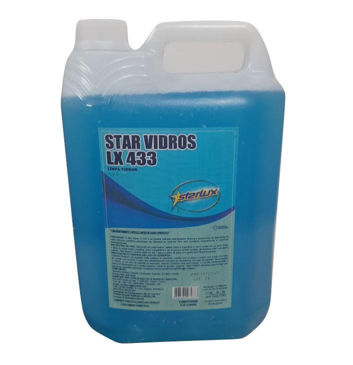 LIMPA VIDROS 5L (STARLUX)