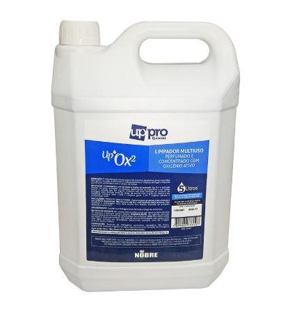 LIMPADOR MULTIUSO UP OX2 5L (peroxido de hidrogenio) (concent. 1:100) (NOBRE)
