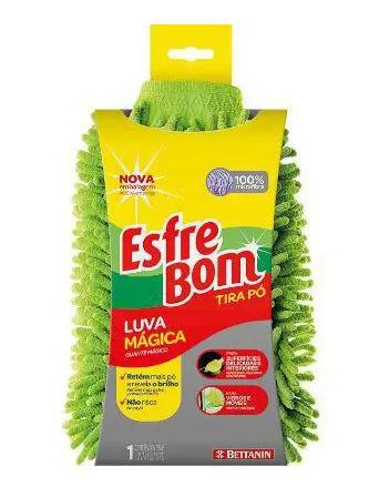 LUVA MAGICA MICROFIBRA (ESFREBOM)