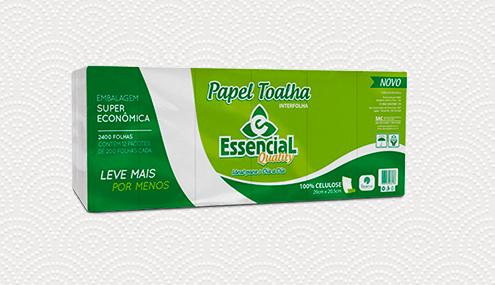 PAPEL TOALHA INTERFOLHADO PREMIUM C/2400 FL 23X20,5 (RESERVA)
