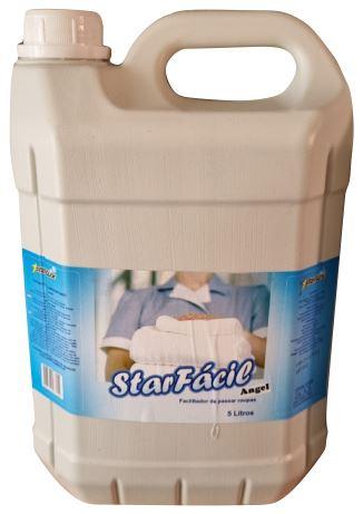 PASSA ROUPAS STARFACIL 5L (STARLUX)