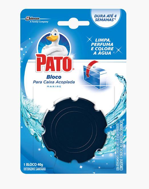 PEDRA CAIXA ACOPLADA 40G (MARINE) - PATO