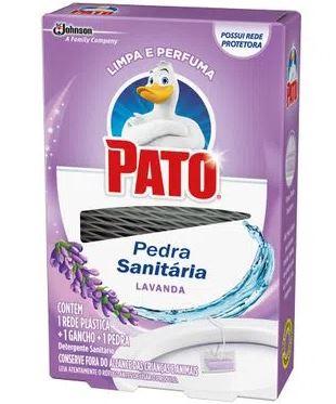 PEDRA SANITARIA 25G (LAVANDA) - PATO