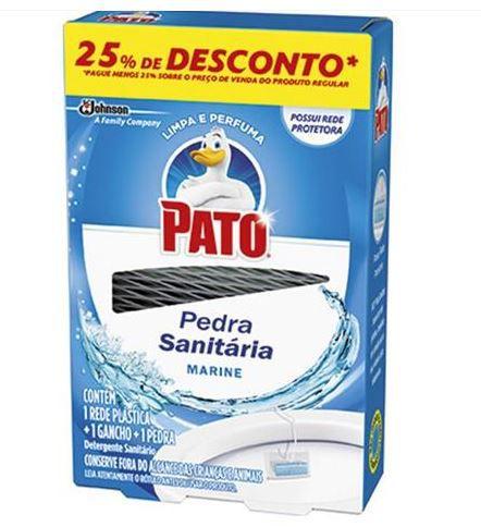 PEDRA SANITARIA 25G (MARINE) - PATO