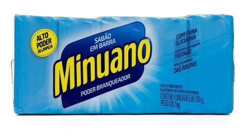 SABAO EM BARRA PCT/ 5UND (AZUL) - MINUANO