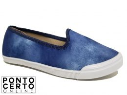 Sapatilha Jeans 2505 100 Molekinha