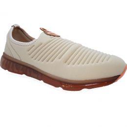 Sapato Casual Act Vitta 4215.403 Bege
